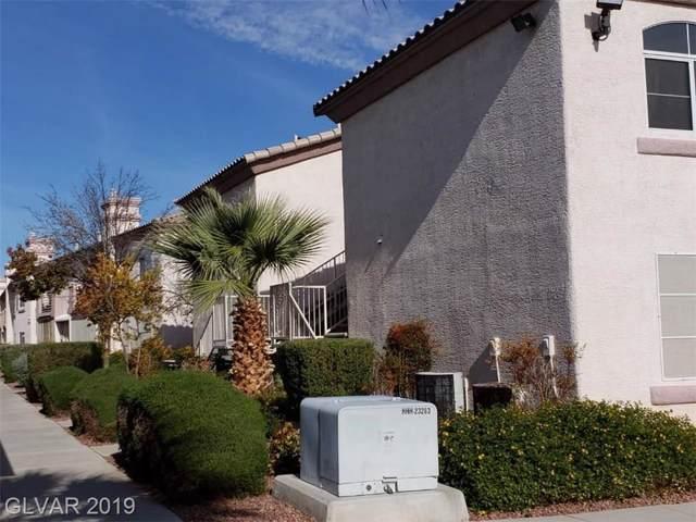 4555 Sahara #249, Las Vegas, NV 89104 (MLS #2155921) :: Performance Realty