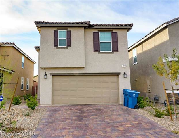 7563 Slipper Orchid Street, Las Vegas, NV 89148 (MLS #2155937) :: Signature Real Estate Group