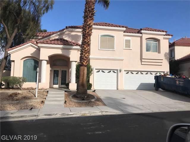 744 Aldo Rae, Henderson, NV 89052 (MLS #2156049) :: Signature Real Estate Group