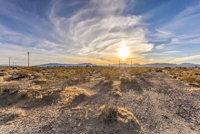 4530 N Nevada, Pahrump, NV 89060 (MLS #2156071) :: Trish Nash Team