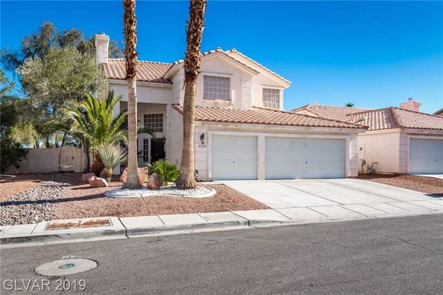 9560 Silver Frost, Las Vegas, NV 89123 (MLS #2156400) :: Signature Real Estate Group