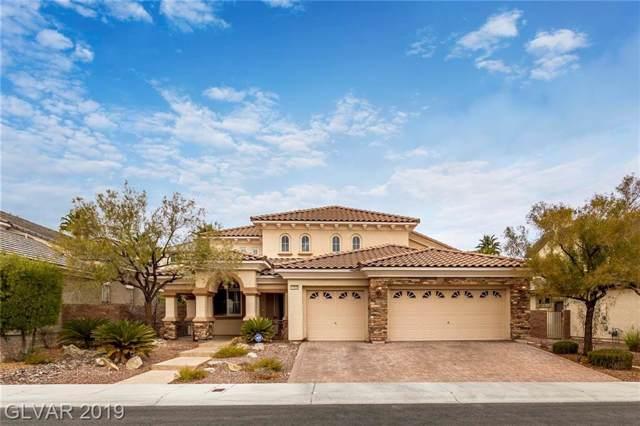 11530 Velicata, Las Vegas, NV 89138 (MLS #2156525) :: Brantley Christianson Real Estate