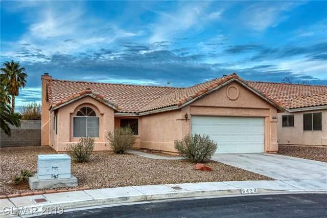 6424 Cobble Cove, Las Vegas, NV 89156 (MLS #2156534) :: Trish Nash Team