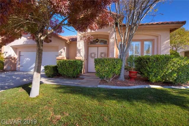 2112 Scarlet Rose Drive, Las Vegas, NV 89134 (MLS #2156586) :: Helen Riley Group | Simply Vegas