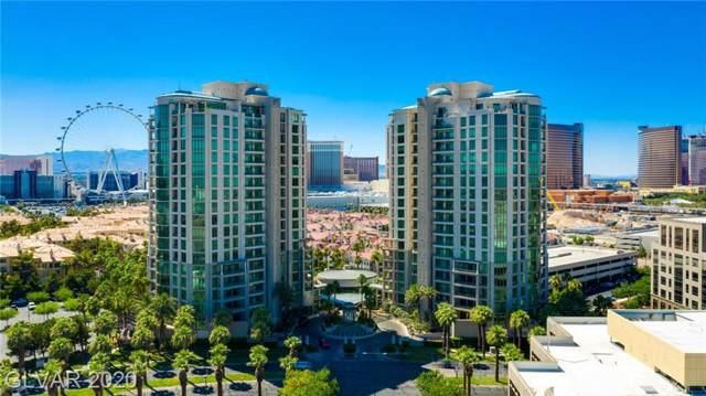 1 Hughes Center #207, Las Vegas, NV 89169 (MLS #2156702) :: Hebert Group | Realty One Group