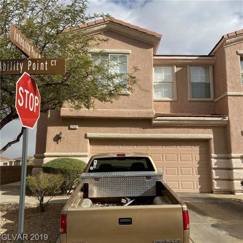 232 Ability Point, Henderson, NV 89012 (MLS #2156864) :: Signature Real Estate Group