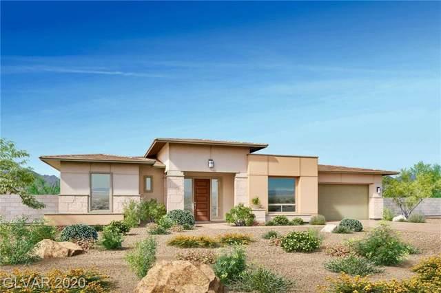 6691 Titanium Crest, Las Vegas, NV 89148 (MLS #2156872) :: Signature Real Estate Group