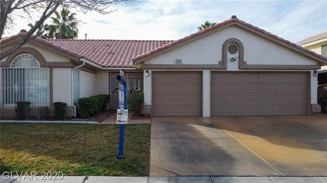 6385 Heatherton Avenue, Las Vegas, NV 89110 (MLS #2156873) :: Signature Real Estate Group