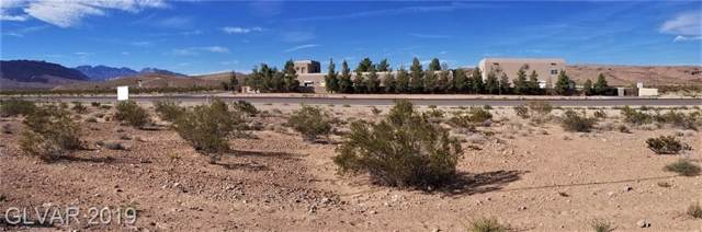 0 Blue Diamond Road, Las Vegas, NV 89124 (MLS #2156922) :: The Lindstrom Group