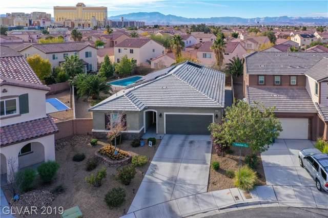 9619 Rickshaw, Las Vegas, NV 89123 (MLS #2157133) :: Signature Real Estate Group