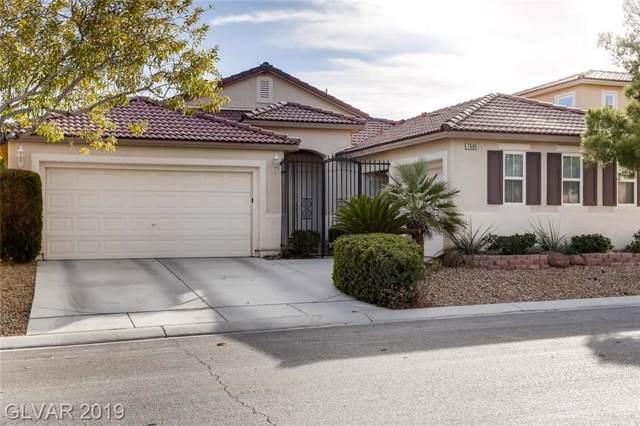 7605 Ironwood Knoll, Las Vegas, NV 89113 (MLS #2157288) :: Signature Real Estate Group