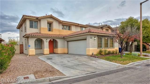 3716 Honey Crest, Las Vegas, NV 89135 (MLS #2157572) :: Signature Real Estate Group