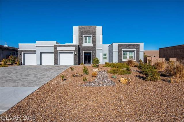 8050 W Ford, Las Vegas, NV 89113 (MLS #2157668) :: Signature Real Estate Group