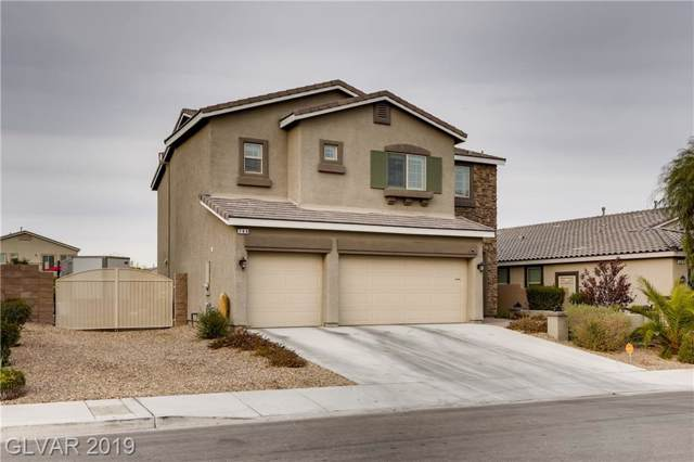 744 Flowing Meadow, Henderson, NV 89014 (MLS #2157819) :: Brantley Christianson Real Estate