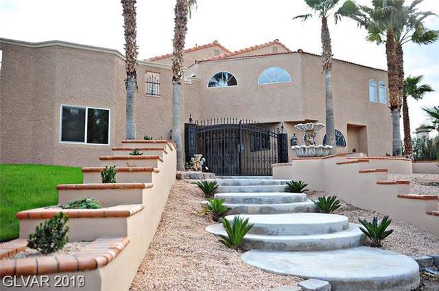 6985 Valley View, Las Vegas, NV 89118 (MLS #2158113) :: Signature Real Estate Group