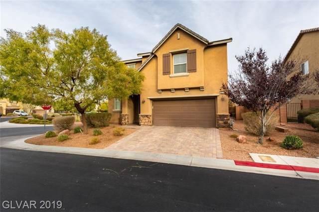 7018 Hunts Corner, Las Vegas, NV 89166 (MLS #2158133) :: Brantley Christianson Real Estate