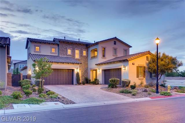 4030 Villa Rafael, Las Vegas, NV 89141 (MLS #2158341) :: Brantley Christianson Real Estate