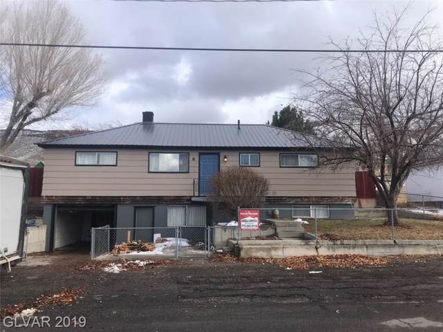 6 N Second, Mcgill, NV 89318 (MLS #2158370) :: Vestuto Realty Group