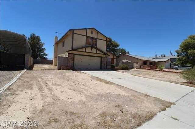 1795 Mt Hood Street, Las Vegas, NV 89156 (MLS #2159009) :: Vestuto Realty Group