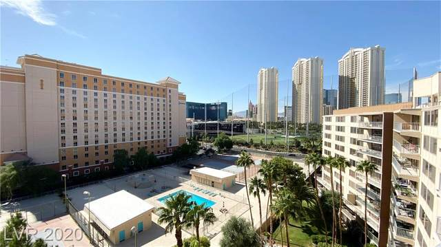 205 E Harmon Avenue #1009, Las Vegas, NV 89169 (MLS #2159679) :: Helen Riley Group | Simply Vegas