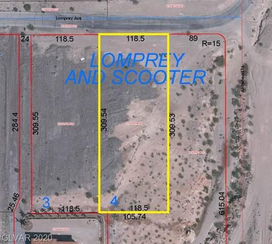 Lomprey Avenue, Henderson, NV 89002 (MLS #2159867) :: The Lindstrom Group