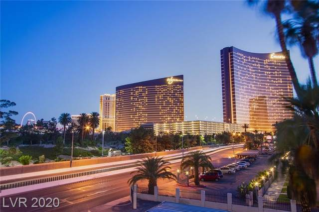 356 Desert Inn Road #315, Las Vegas, NV 89109 (MLS #2161130) :: Billy OKeefe | Berkshire Hathaway HomeServices