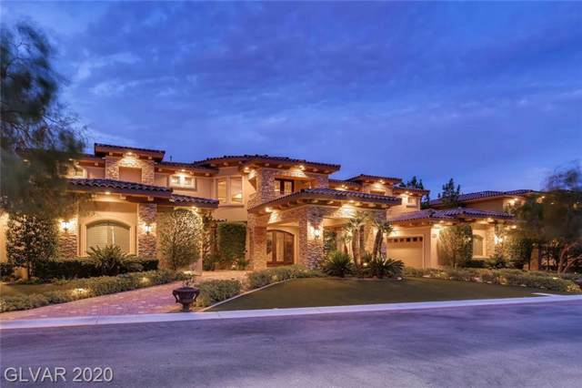 5156 Scenic Ridge, Las Vegas, NV 89148 (MLS #2161367) :: Vestuto Realty Group