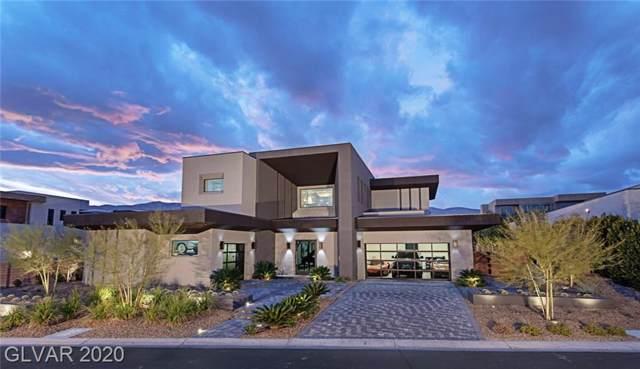 85 Sun Glow Lane, Las Vegas, NV 89135 (MLS #2161372) :: Signature Real Estate Group