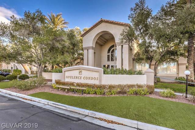 5415 Harmon Avenue #1116, Las Vegas, NV 89103 (MLS #2161739) :: Billy OKeefe | Berkshire Hathaway HomeServices