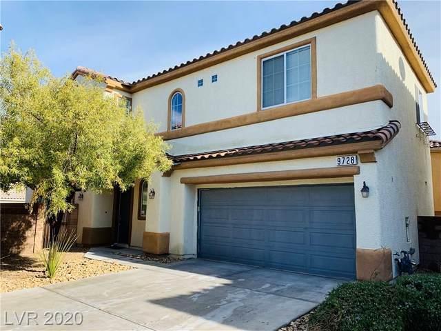 9728 Aleutian Street, Las Vegas, NV 89178 (MLS #2161812) :: Signature Real Estate Group