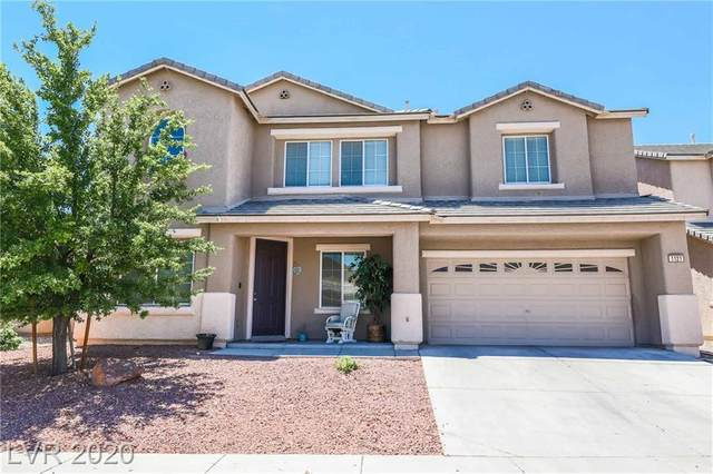 1121 Windy Ferrell Avenue, North Las Vegas, NV 89081 (MLS #2162182) :: ERA Brokers Consolidated / Sherman Group