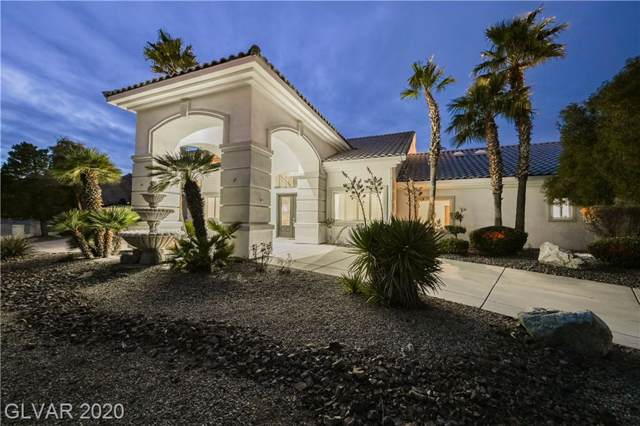 5725 Michelli Crest, Las Vegas, NV 89149 (MLS #2162320) :: Vestuto Realty Group