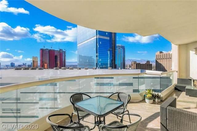 2747 Paradise #2401, Las Vegas, NV 89109 (MLS #2162659) :: Performance Realty