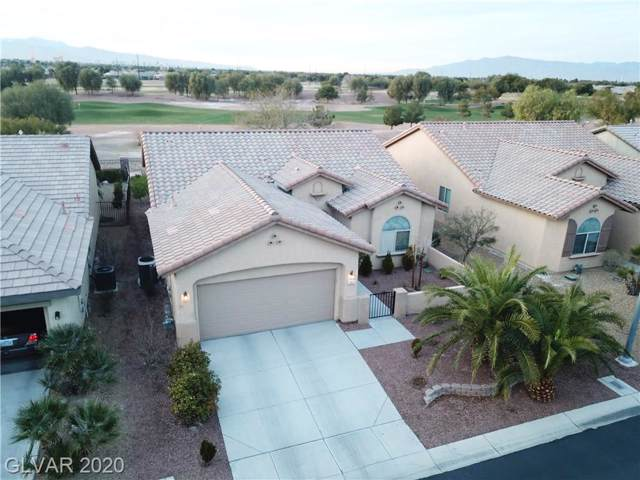 3823 Budenny, Las Vegas, NV 89122 (MLS #2163348) :: Signature Real Estate Group
