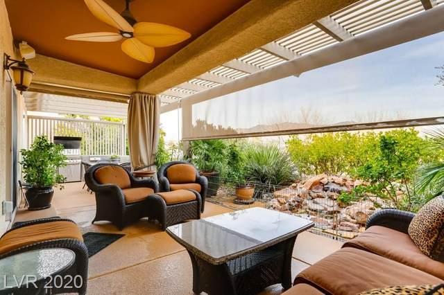 2512 Lark Sparrow Street, North Las Vegas, NV 89084 (MLS #2163862) :: Hebert Group | Realty One Group