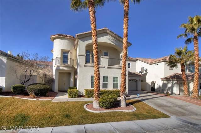 153 Cascade Lake, Las Vegas, NV 89148 (MLS #2163918) :: Signature Real Estate Group