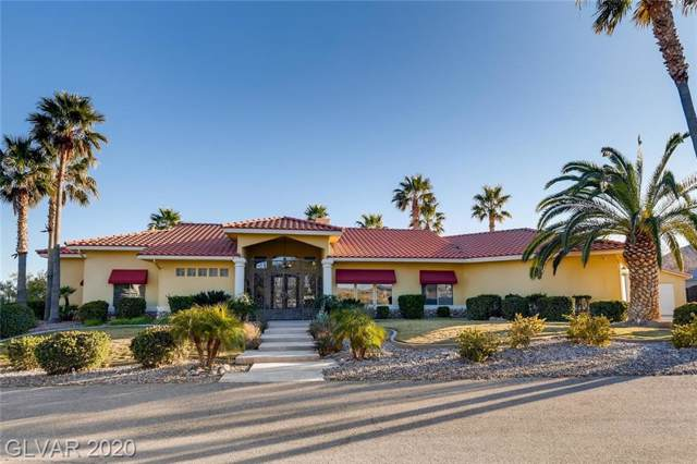5555 Michelli Crest, Las Vegas, NV 89149 (MLS #2164262) :: Performance Realty