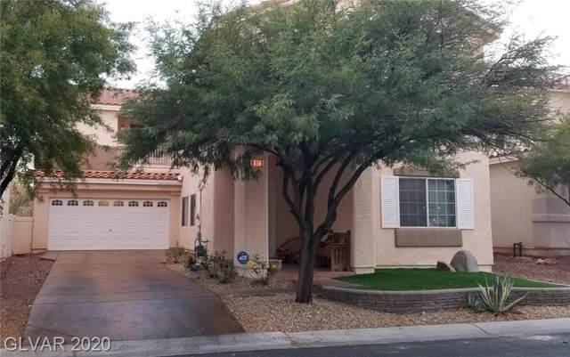 8919 Tomnitz Avenue, Las Vegas, NV 89178 (MLS #2164417) :: Signature Real Estate Group