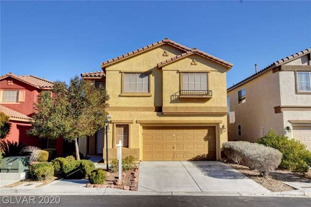 4504 Yellow Harbor, Las Vegas, NV 89129 (MLS #2164700) :: Trish Nash Team