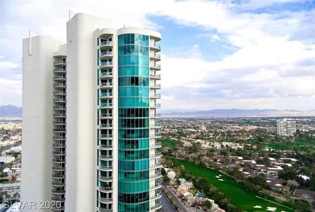 322 Karen Avenue #1806, Las Vegas, NV 89109 (MLS #2164885) :: Helen Riley Group | Simply Vegas