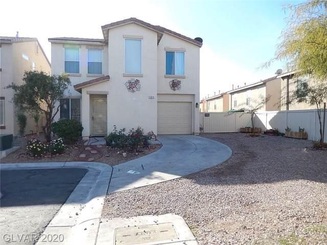 5919 Strayhorn, Las Vegas, NV 89156 (MLS #2165088) :: Performance Realty
