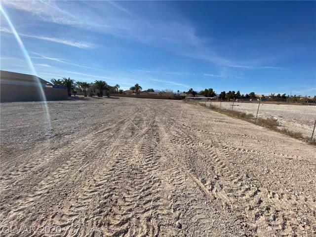 Ferrell, North Las Vegas, NV 89031 (MLS #2165276) :: The Perna Group