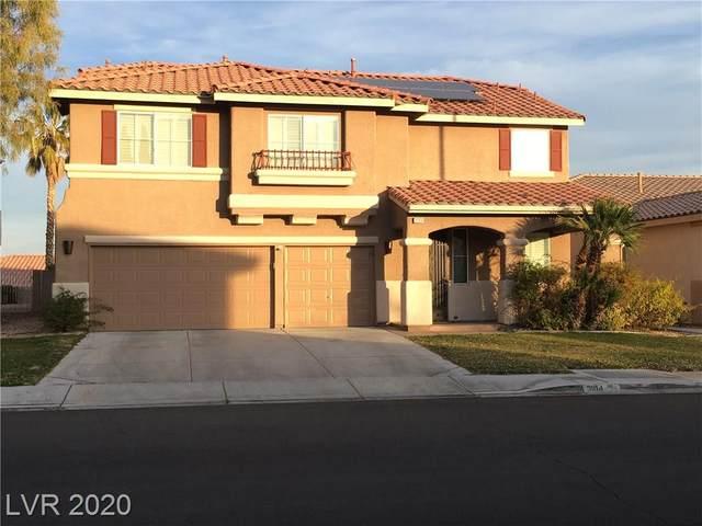 3104 Blue Monaco Street, Las Vegas, NV 89117 (MLS #2165335) :: Hebert Group   Realty One Group