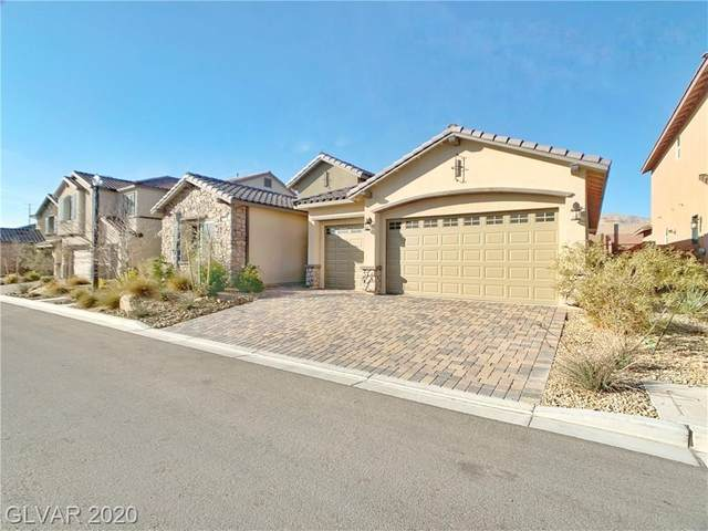 7291 Ellington Park, Las Vegas, NV 89166 (MLS #2165547) :: Vestuto Realty Group