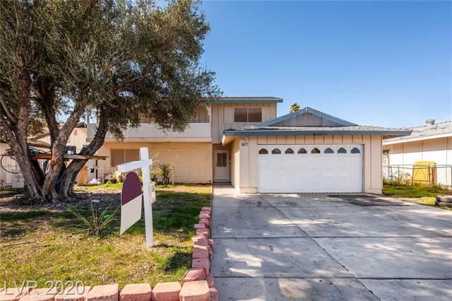 1417 Melissa, Las Vegas, NV 89101 (MLS #2165645) :: Signature Real Estate Group