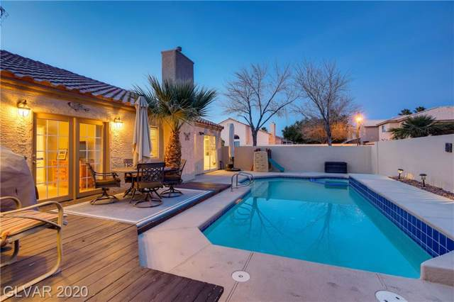 5456 Desert Valley, Las Vegas, NV 89149 (MLS #2166191) :: Trish Nash Team