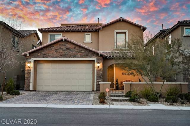 451 Astillero, Las Vegas, NV 89138 (MLS #2166240) :: Billy OKeefe | Berkshire Hathaway HomeServices