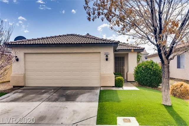 5221 Mambo Vista Avenue, Las Vegas, NV 89108 (MLS #2166383) :: The Lindstrom Group
