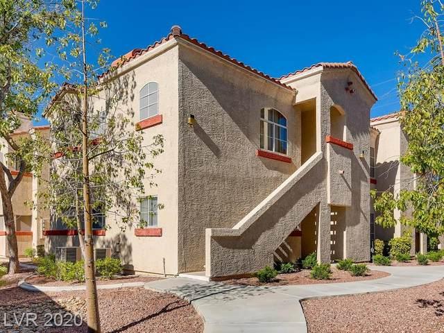 533 Indian Bluff Street #102, Las Vegas, NV 89145 (MLS #2166443) :: The Shear Team