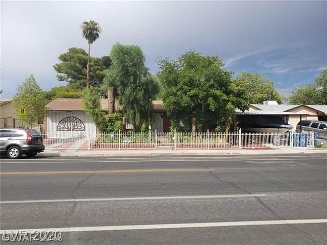 2813 Searles, Las Vegas, NV 89101 (MLS #2166497) :: Signature Real Estate Group
